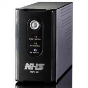 Nobreak NHS Mini III 600 - Bateria Selada 1x7Ah