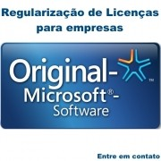Regularizar Licenças Microsoft - Regularização de Licenças