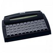 Teclado Gertec TEC-E 44 com Display PS2