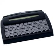 Teclado Gertec TEC-E 44 com Display USB