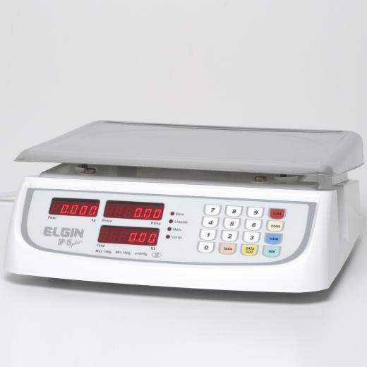 Balança Comercial Elgin DP-15 Plus - Computadora
