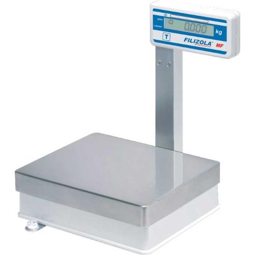 Balança de Bancada Filizola MF 6 (6kg x 1g) - Pesadora