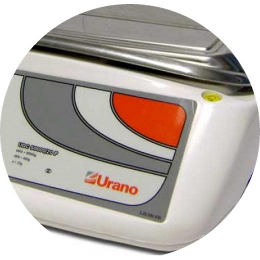 Balança de Bancada Urano UDC 50000/20 - Pesadora