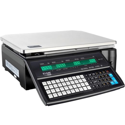 Balança Etiquetadora Elgin SM-100B Sem Torre - Computadora