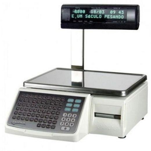 Balança Etiquetadora Filizola Platina PC - Computadora