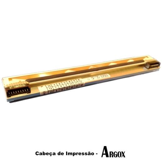 """Cabeça de Impressão Argox OS-214 (203dpi - 4.1"""")"""