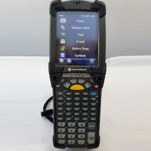 Coletor de Dados Motorola MC9190