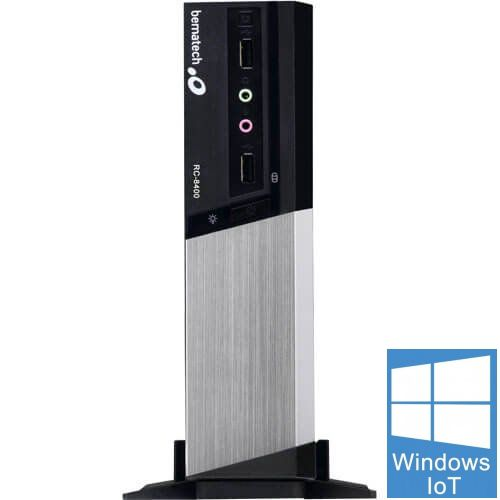 Computador Bematech RC-8400 Celeron 4 Seriais Windows IOT