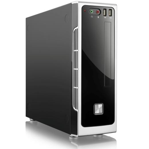 Computador PDV Elgin Newera E3 PRO (Celeron 847 1.1GHZ - HD500GB - 2 Seriais)