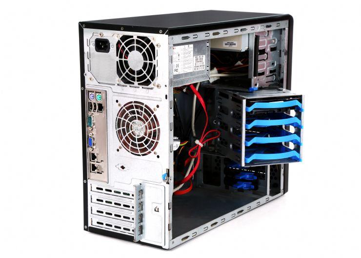 Computador Postech Saturno 5 Intel Xeon E3 Quad Core