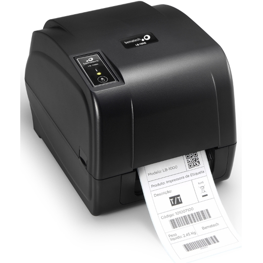 Impressora de Etiquetas Bematech LB1000 (203dpi Vel. 4''/seg)
