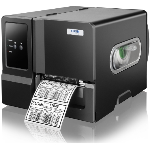 Impressora de Etiquetas Elgin TT042 - (203 Vel. 6''/seg)