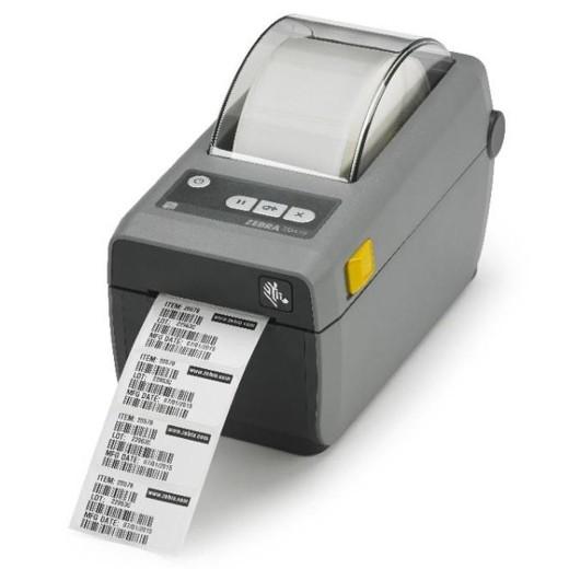 Impressora de Etiquetas Zebra ZD410 Bluetooth (203dpi Vel. 6''/seg)