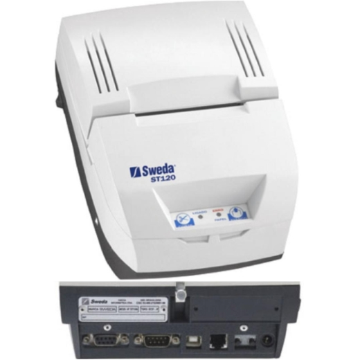 Impressora Fiscal Sweda ST120 - Com Guilhotina
