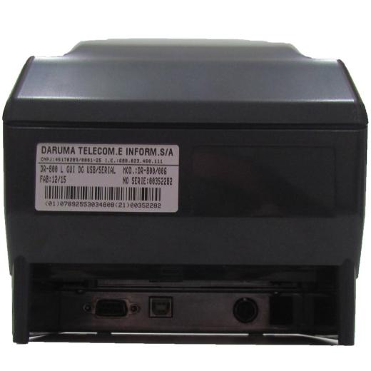 Impressora Daruma DR-800 L Guilhotina - não fiscal