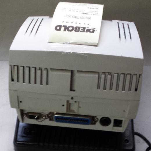 Impressora não Fiscal Diebold IM402TD - Para Recibos e Senhas