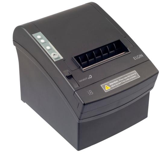 Impressora não Fiscal Elgin i8
