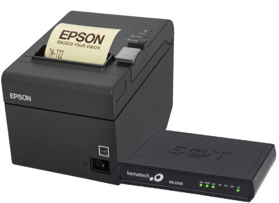 Kit Sat Bematech RB-2000 com Impressora Epson TM-T20