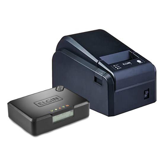 Kit Sat Elgin Smart com impressora i7