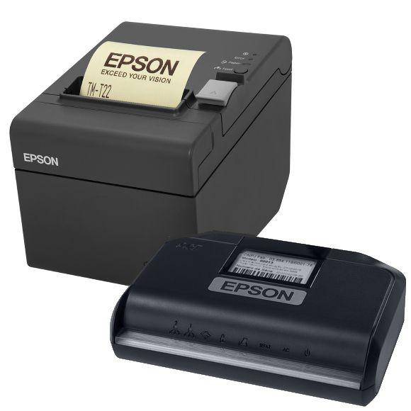 Kit Sat Epson A10 com Impressora TM-T20 USB