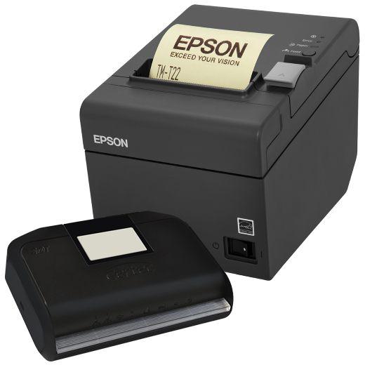 Kit Sat Gertec Gersat com Impressora Epson TM-T20