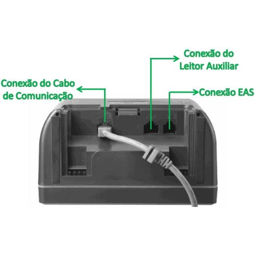 Leitor de Código de Barras Bematech S-3200 Aquila USB