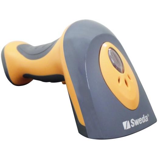 Leitor de Código de Barras Laser Sweda SL 30 - Comunicação USB e Wifi