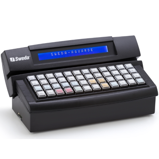 Microterminal Fiscal Sweda TMS-3