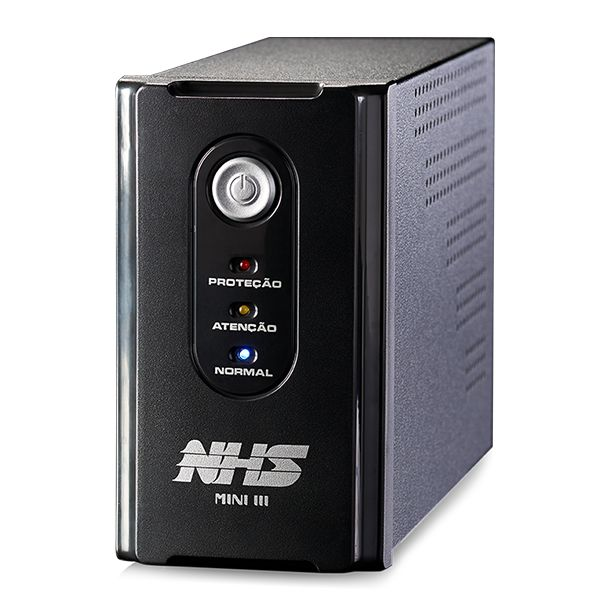 Nobreak NHS Mini III 600VA Bivolt