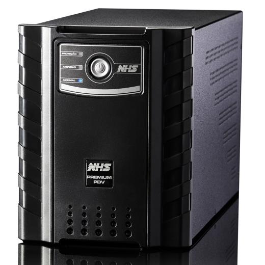 Nobreak NHS PDV 600 S - Bateria Selada 2x17Ah