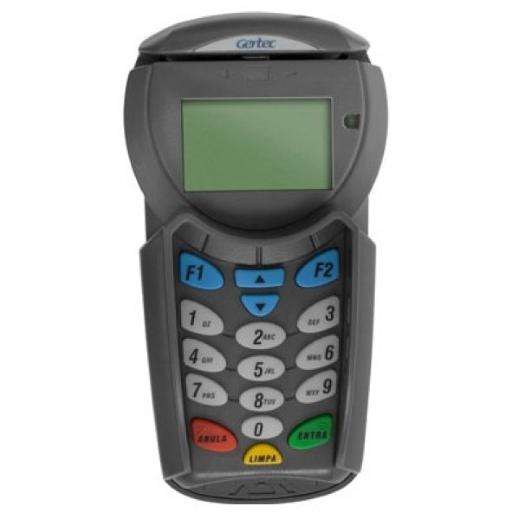 Pin Pad Gertec PPC 900 - Ideal Para Correios