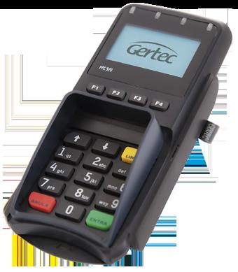 Pin Pad Gertec PPC-920