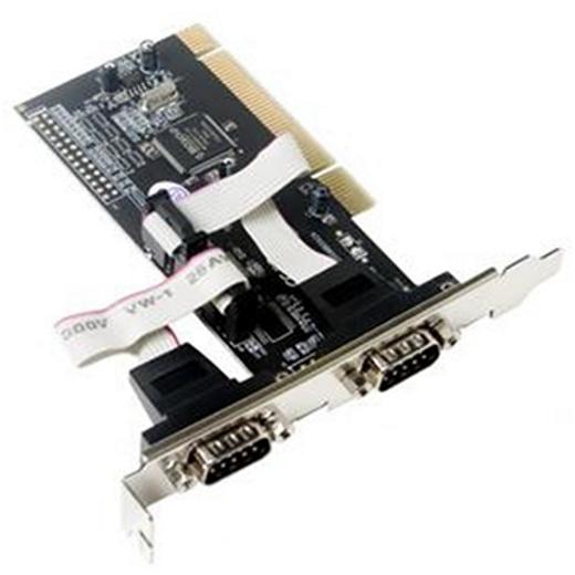 Placa Multiserial PCI FlexPort F1121e - 2 Seriais