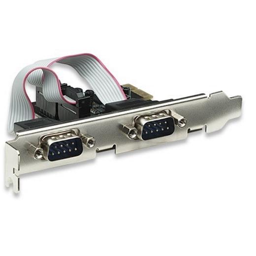 Placa Multiserial PCIe Flexport F2121w - 2 Seriais