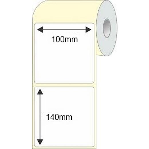 Rolo de Etiqueta Adesiva - Medida 100 x 140mm (Para Correios C/ o SigepWeb)