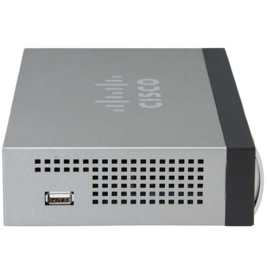 Roteador Cisco RV320 - Dual Gigabit WAN VPN Router