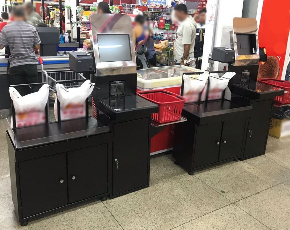 Self Checkout para Supermercados