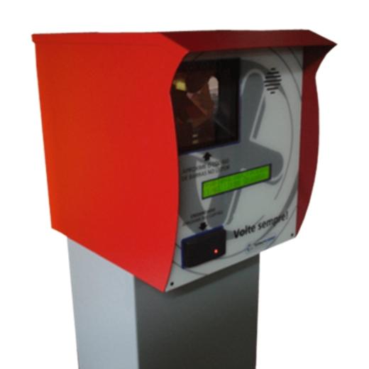 Sistema de Estacionamento Termoplus - TermoAcesso