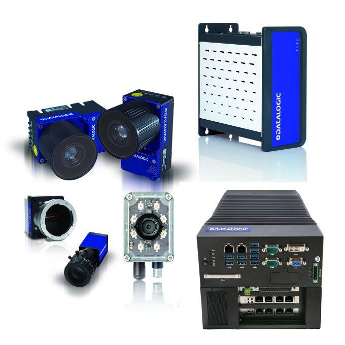 Sistema de visão Datalogic