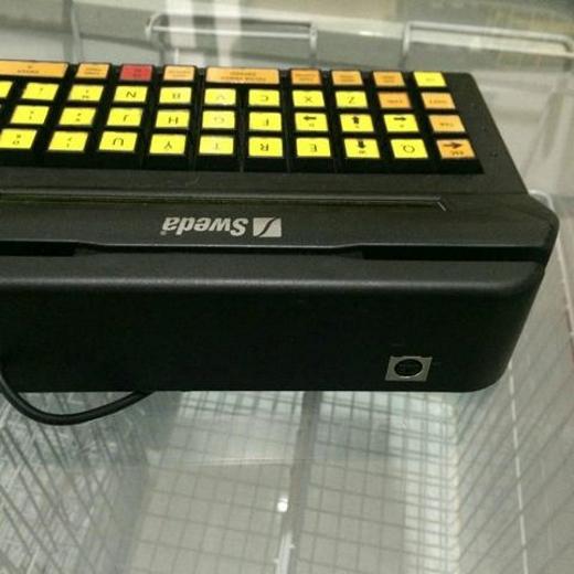 Teclado PDV Sweda 44T - Com Display (Conexão PS2 ou USB)