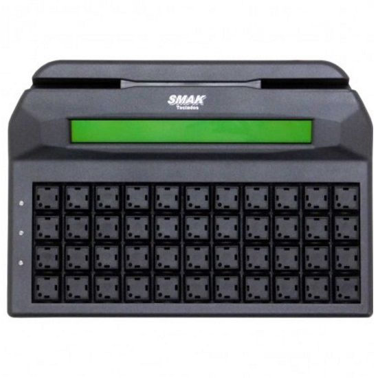 Teclado Smak SKO-44 com Display - USB