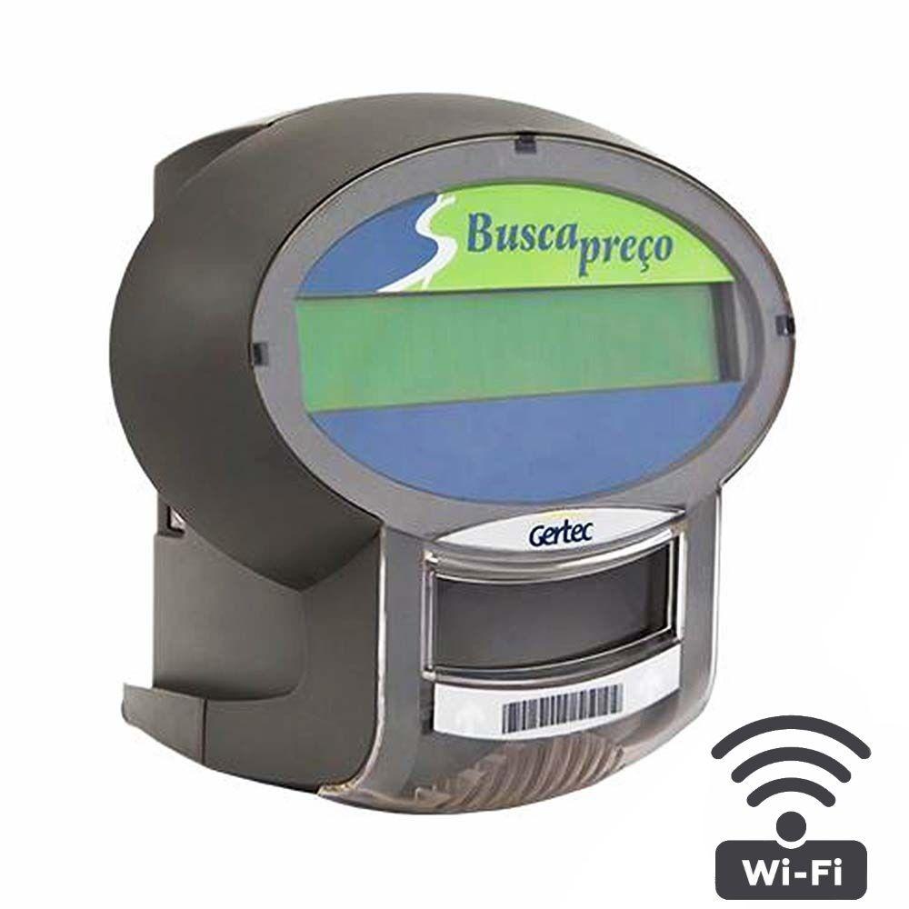 Terminal de Consulta Preços Gertec Busca Preço Wifi
