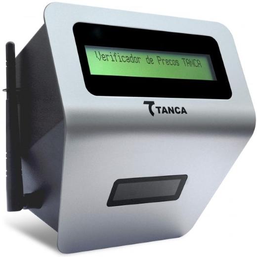Terminal de Consulta Preços Tanca VP-240 Ethernet