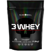 3 Whey Protein 3W Refil (1800G)