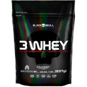 3 Whey Protein 3W Refil (837g)