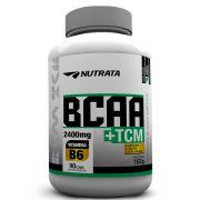 BCAA + TCM (90 Cápsulas)