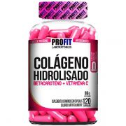 Colágeno Hidrolisado Tipo 1 - 120 Cápsulas