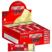 Crispin Bar Barra de Proteína Caixa c/ 12 unidades de 45g