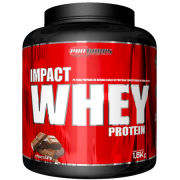Impact Whey - Whey Concentrado + Waxy Maize (1.8Kg)