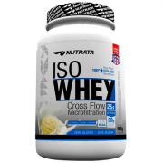 Whey Protein Isolado Iso Whey Nutrata 900g